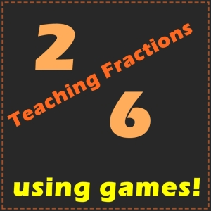 teaching fractions using games
